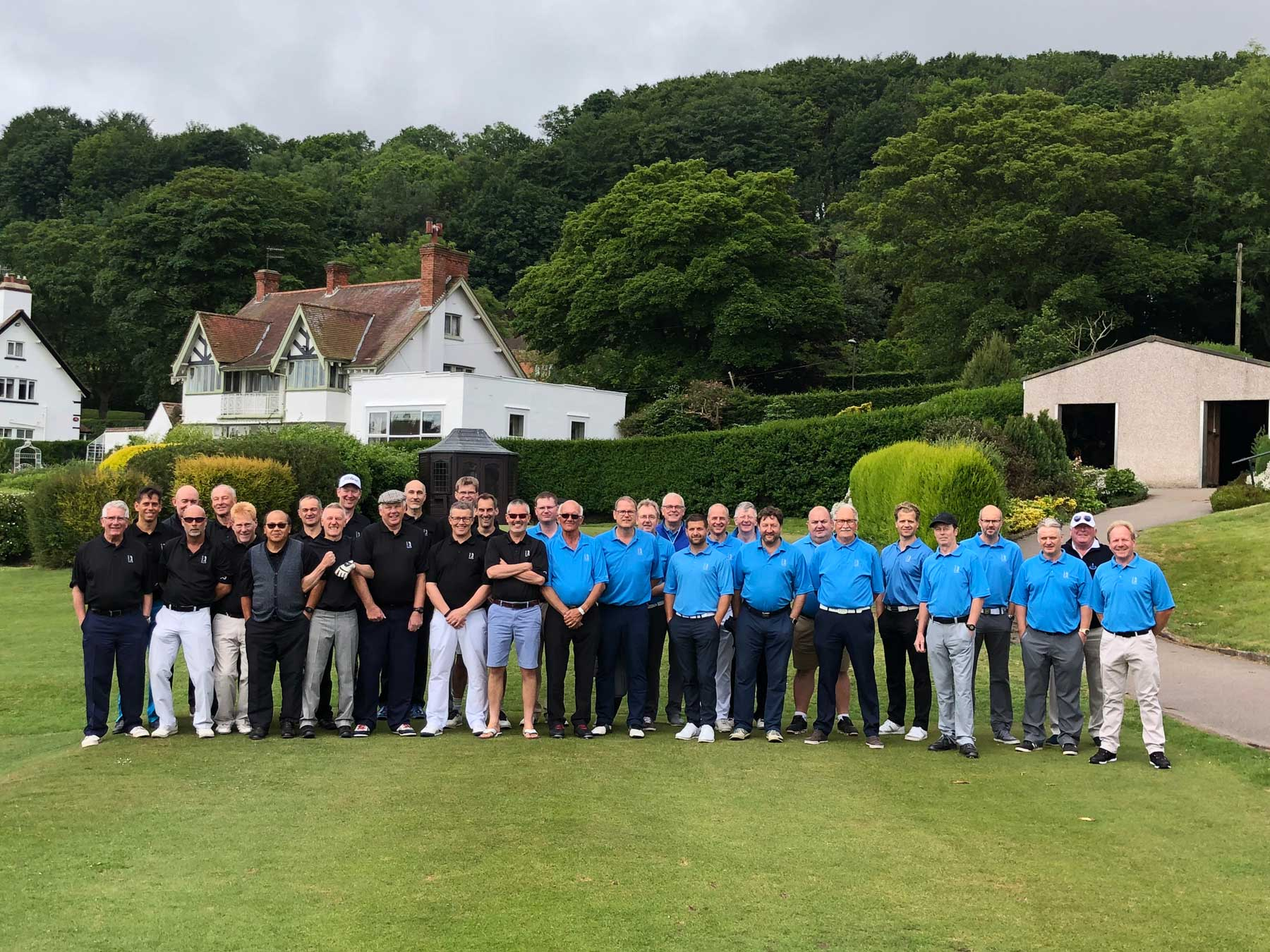 Barton under Needwood Golf Society | Yorkshire Tour 2018